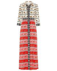 Hayley Menzies - Leopardess Shirt Dress - Lyst