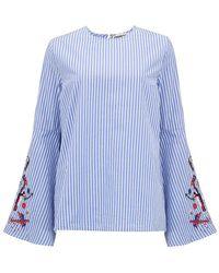 Essentiel Antwerp - Paradise Long Sleeve Shirt - Lyst