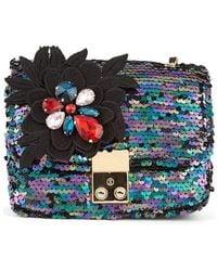 Essentiel - Ofia Sequin Bag - Lyst