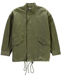 Essentiel Antwerp - Sevdaliza Oversized Jacket With Sequin Heart - Lyst