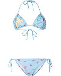 Moschino - My Little Pony Bikini - Lyst