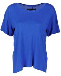 Enza Costa - Classic T-shirt - Lyst