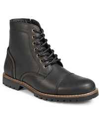 1670 - Afalle Lace-up Boots - Lyst