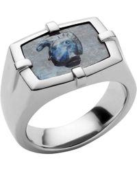 DIESEL - Heren Ring Dx1176040 - Lyst