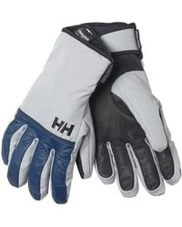 Helly Hansen - Rogue Hellytech Leather Gloves - Lyst