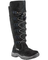 Baffin - Miku Madeleine Knee-height Leather Boots - Lyst