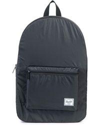 Herschel Supply Co. - Daypack Black Packable - Lyst