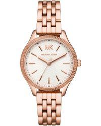 Michael Kors - Dames Horloge Lexington Mk6641 - Lyst