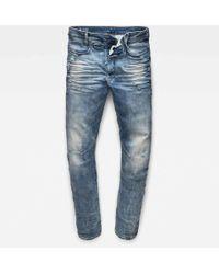 G-Star RAW - D-staq 3d Skinny Jeans - Lyst