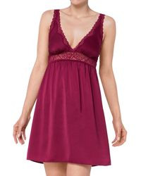 Triumph - Amourette Spotlight Nightdress - Lyst