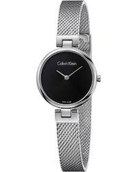 Calvin Klein - Authentic Horloge - Lyst