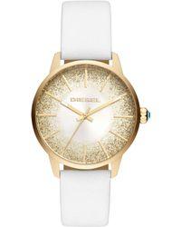 DIESEL - Dames Horloge Castilia Dz5565 - Lyst