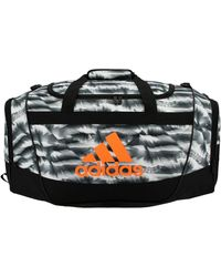 adidas - Defender Ii Small Patterned Duffle Bag - Lyst