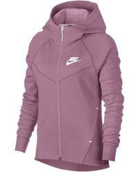0c225b867b3 Nike - Sportswear Tech Fleece Windrunner Hoodie - Lyst