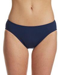 Chaps - Seaside Stripe Hipster Swim Bottoms - Lyst