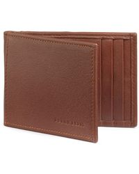 Perry Ellis | Boxed Rifd-blocking Leather Portfolio Wallet | Lyst