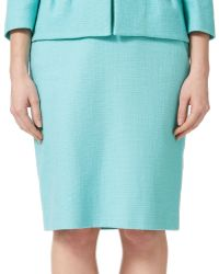 Precis Petite - Erhardt Pencil Skirt - Lyst