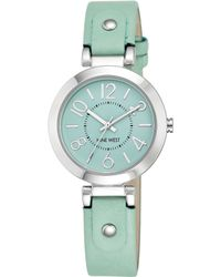 Nine West - 1713mtmt Stainless Steel Watch - Lyst