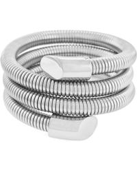 Vince Camuto - Three-row Coil Bracelet - Lyst