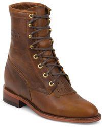 Chippewa - Original Lacer Boots - Lyst