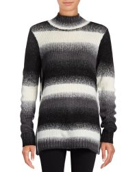 G.H. Bass & Co. - Ombre Striped Sweater - Lyst