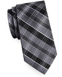 Arrow - Premium Plaid Silk Tie - Lyst