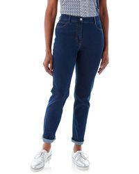 Olsen - Mona Slim-fit Jeans - Lyst