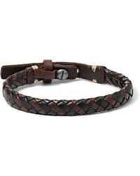 Fossil - Heren Armband - Lyst