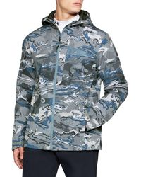 Under Armour - Surge Printed Waterproof Jacket - Lyst
