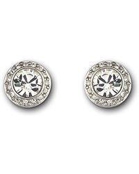 Swarovski   Angelic Pierced Earrings   Lyst