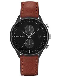 PAUL HEWITT - Chrono Line Horloge Ph-c-b-bss-1m - Lyst