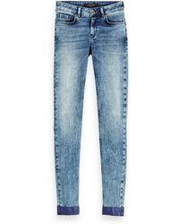 Scotch & Soda - La Bohemienne Skinny Fit Jeans - Lyst
