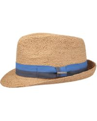 Stetson - Trilby Fedora Hoed - Lyst