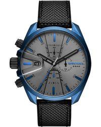 DIESEL - Heren Horloge Ms9 Chrono Dz4506 - Lyst