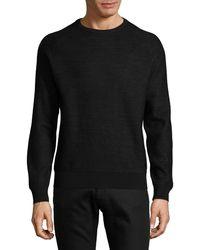 Bugatti - Versatile Wool-blend Sweatshirt - Lyst