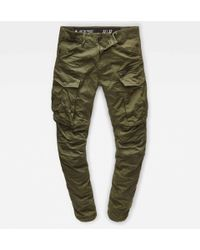 G-Star RAW - Rovic Zip 3d Tapered Broek - Lyst