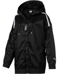 PUMA - Chase Woven Loose Fit Jack - Lyst