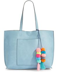 Lord & Taylor | Everyday Leather Tote | Lyst