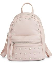 Lord & Taylor - Embellished Mini Backpack - Lyst
