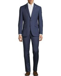 Ted Baker   Joey Wool Suit   Lyst