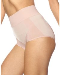 Hue - Seamless Shaping Panties - Lyst