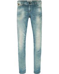 Scotch & Soda - La Parisienne Low Rise Skinny Fit Jeans - Lyst