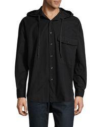 HUGO - Emsley Cotton Jacket - Lyst