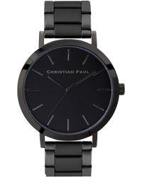 Christian Paul - Unisex Analog Capital Nightsky Watch - Lyst