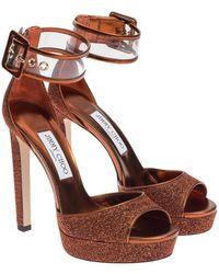 Jimmy Choo - Mayner Sandals - Lyst