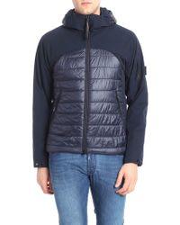 C P Company - Blue Pro-tek Jacket - Lyst