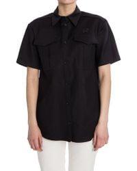 Rochas - Cotton Shirt - Lyst
