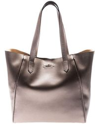 Hogan - Copper-colored Leather Bag - Lyst