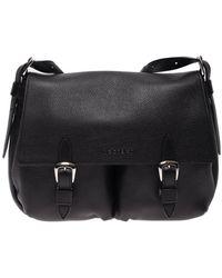 dd8987b93b Karen Walker Benah For Bonnie Shoulder Bag - Black Canvas in Black ...