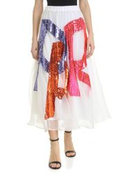 P.A.R.O.S.H. - Gambit Skirt - Lyst